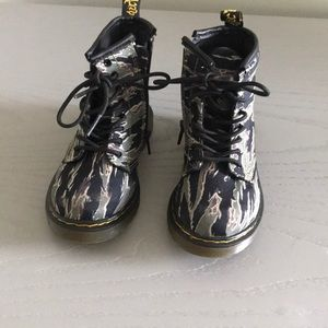 Dr martins toddler shoes